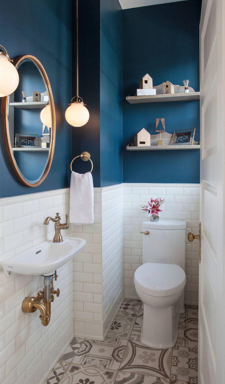 42 Small Bathroom Designs and Ideas