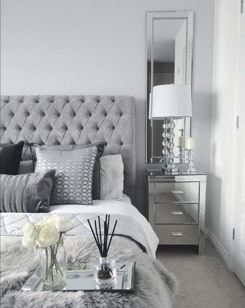 42+ The Key To Successful Mirrored Furniture Bedroom Decor Interior Design 9 – apikhome.com