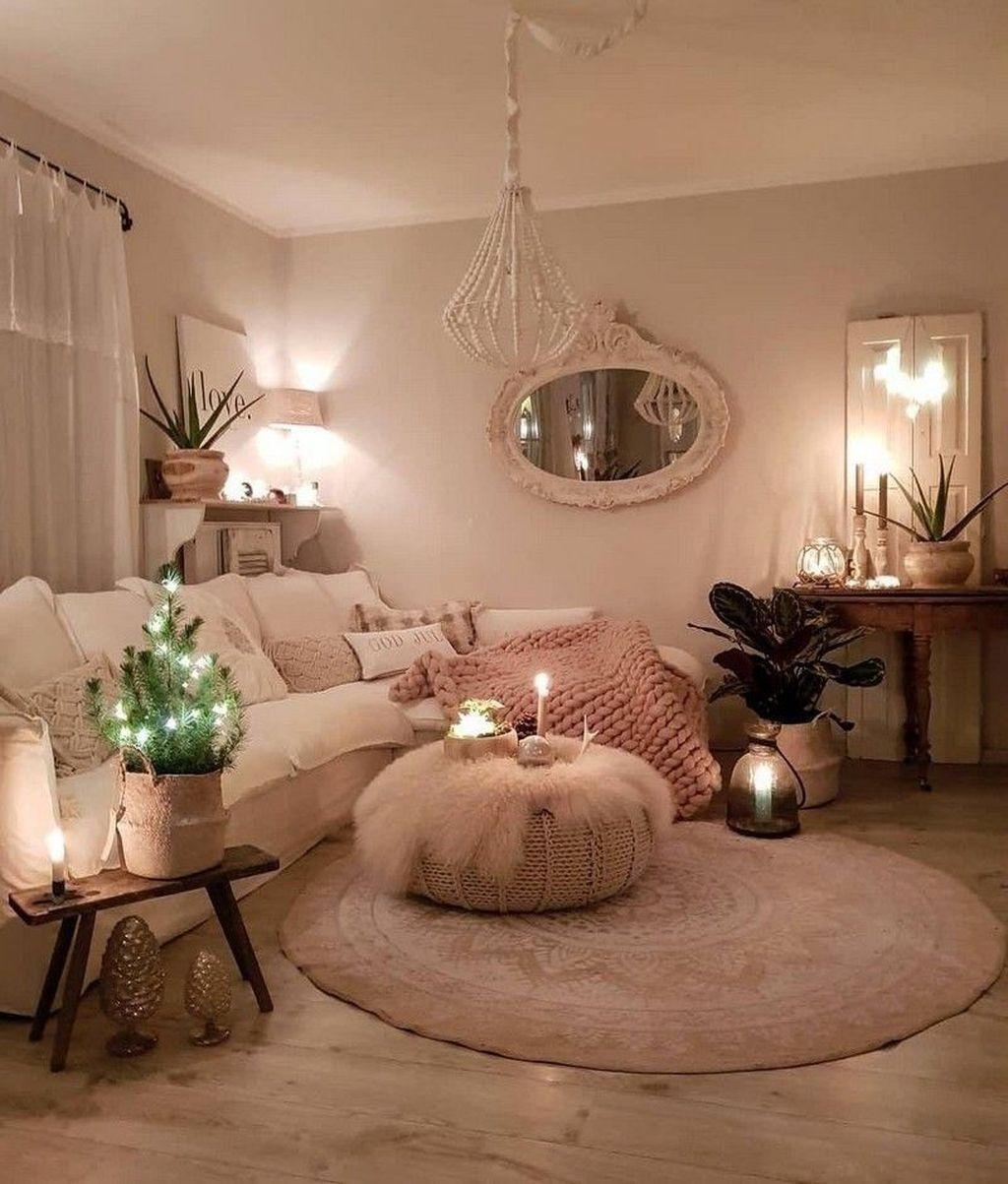 43 Awesome Bohemian Living Room Decor Ideas – HOOMDSGN