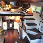 43 Beautiful Floor Ideas for Tiny House Design
