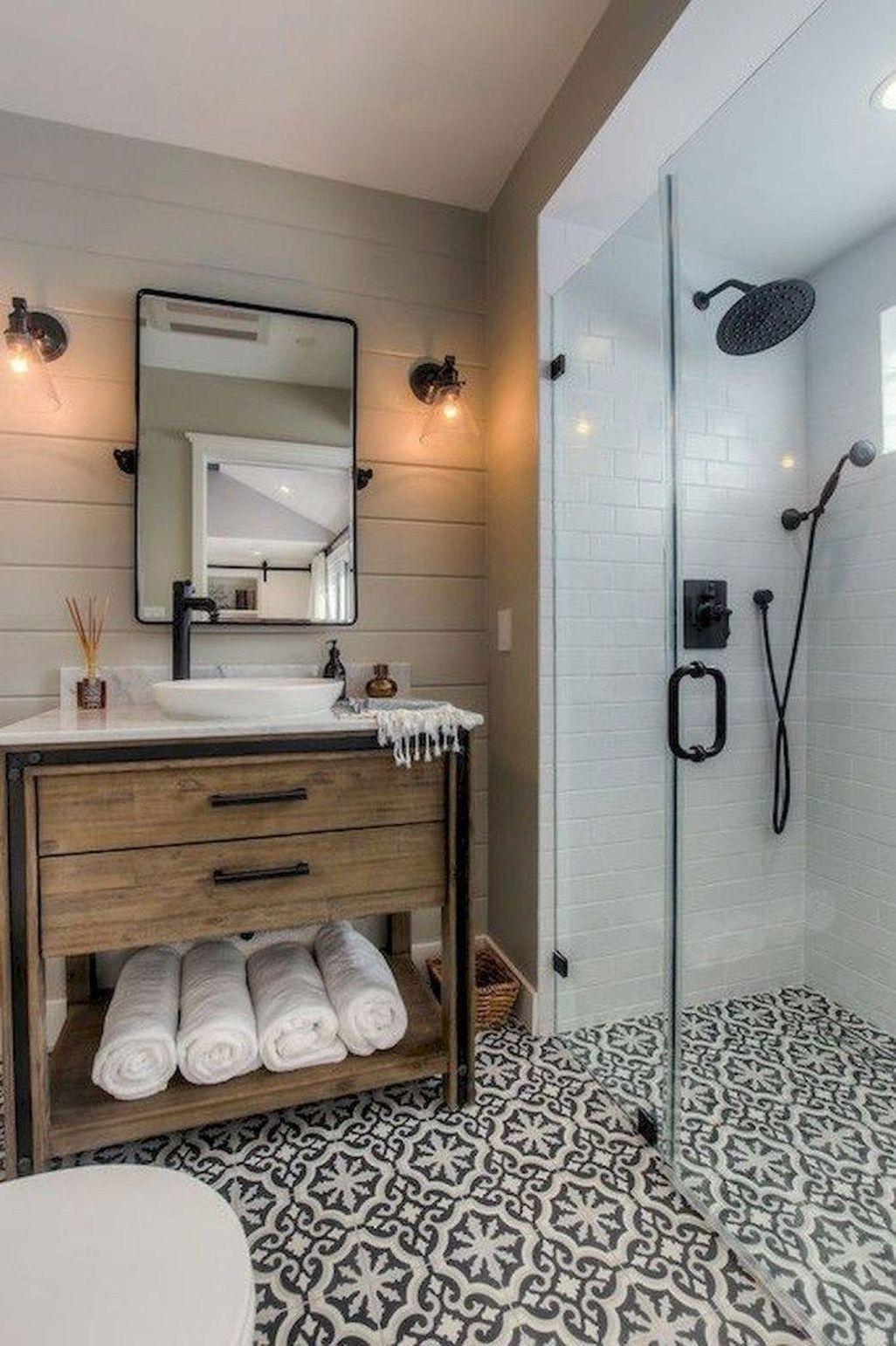 44 Beautiful Bathroom Shower Remodel Ideas – ZYHOMY