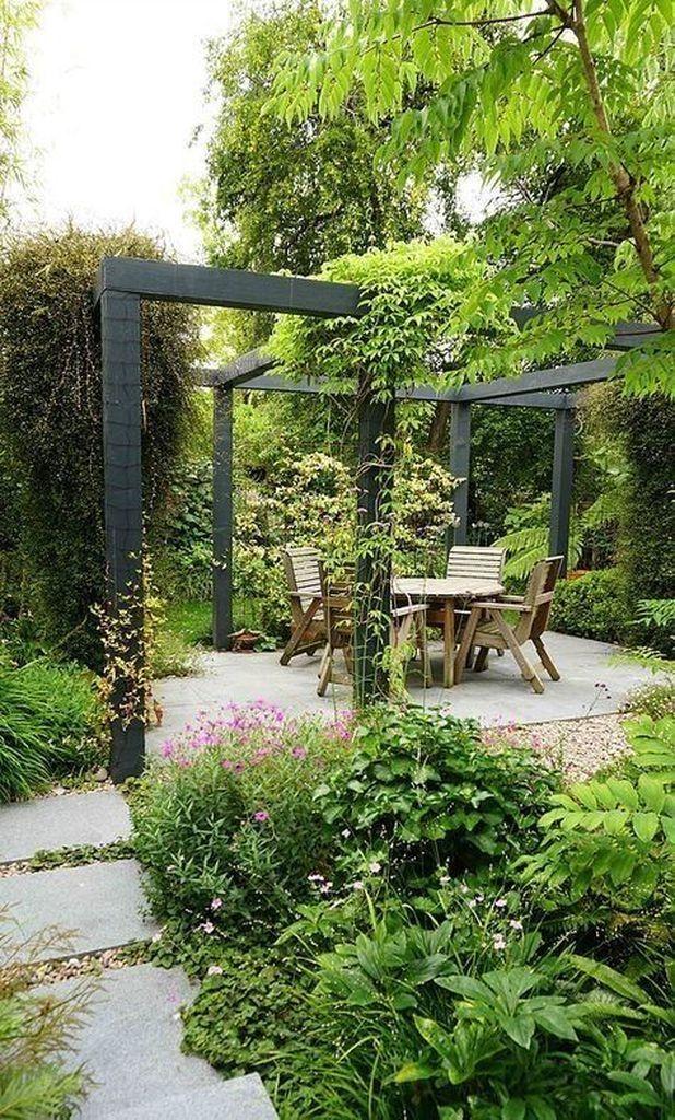 44 Best Garden Design Ideas with Nuances of Harmony