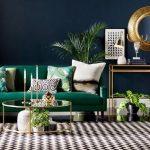 44 Elegant Green Living Room Design Ideas - DECORRACKS