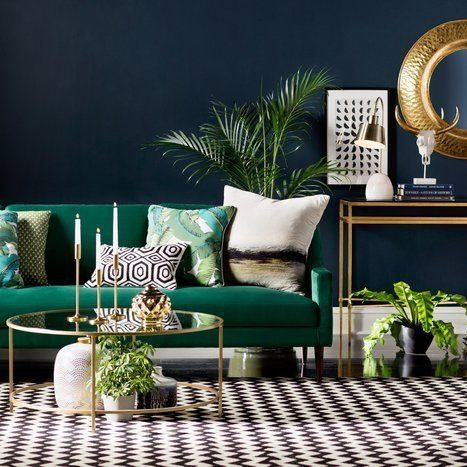44 Elegant Green Living Room Design Ideas – DECORRACKS