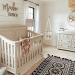 44 Inspiring & Cute Nursery Ideas for Your Baby Girl