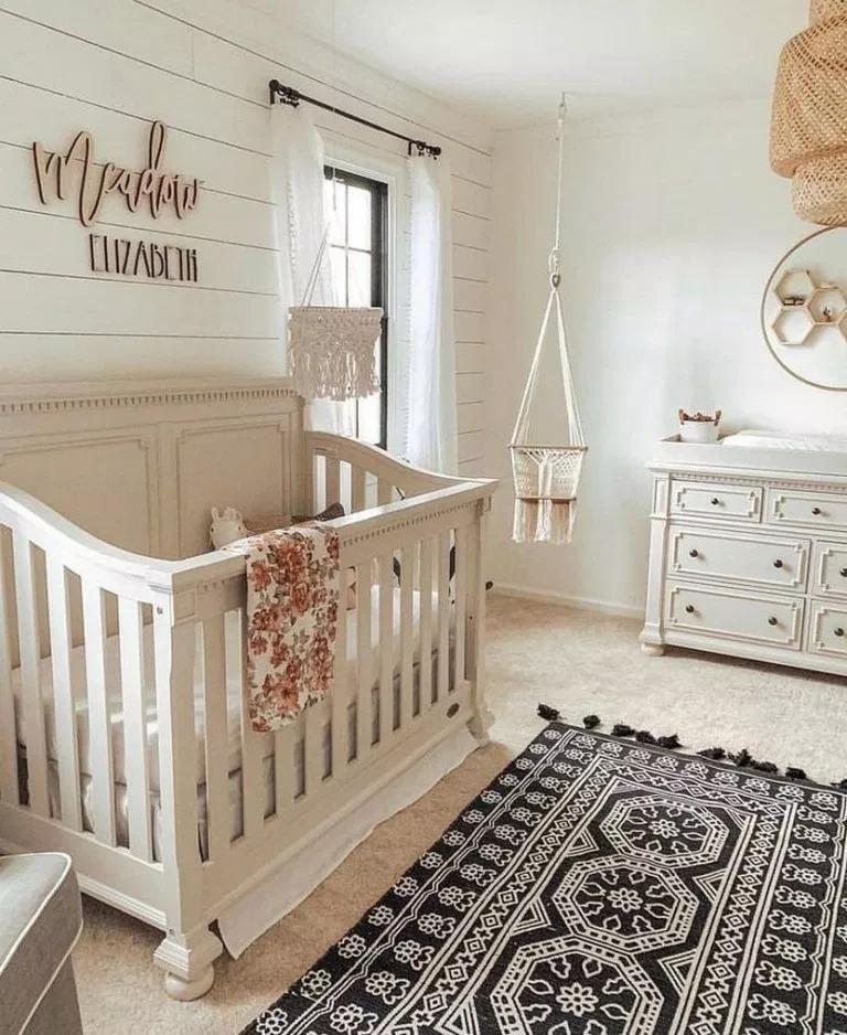44 Inspiring & Cute Nursery Ideas for Your Baby Girl
