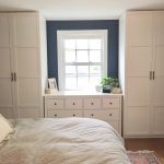 44 Modern Farmhouse Wardrobe You'll Love - decorrea.com