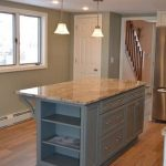 44  ideas for kitchen island design with seating