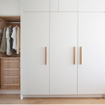 45+ Comfortable and Suitable Wardrobe Design for Big & Small Bedroom - https://pickndecor.com/interior