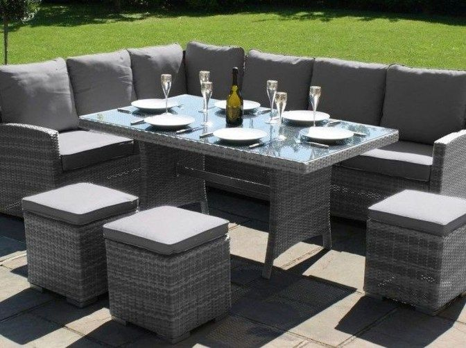 45 Gorgeous Patio Garden Furniture Ideas – HOOMDSGN
