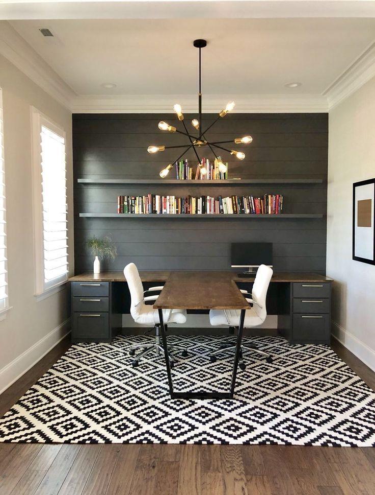 45+ Home Office-Dekor-Ideen für Ihre perfekte Arbeit bei Lovely Home – #Arbeit – https://pickndecor.com/interior
