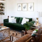 45 Outstanding Green Living Room Designs Ideas - LUVLYDECORA