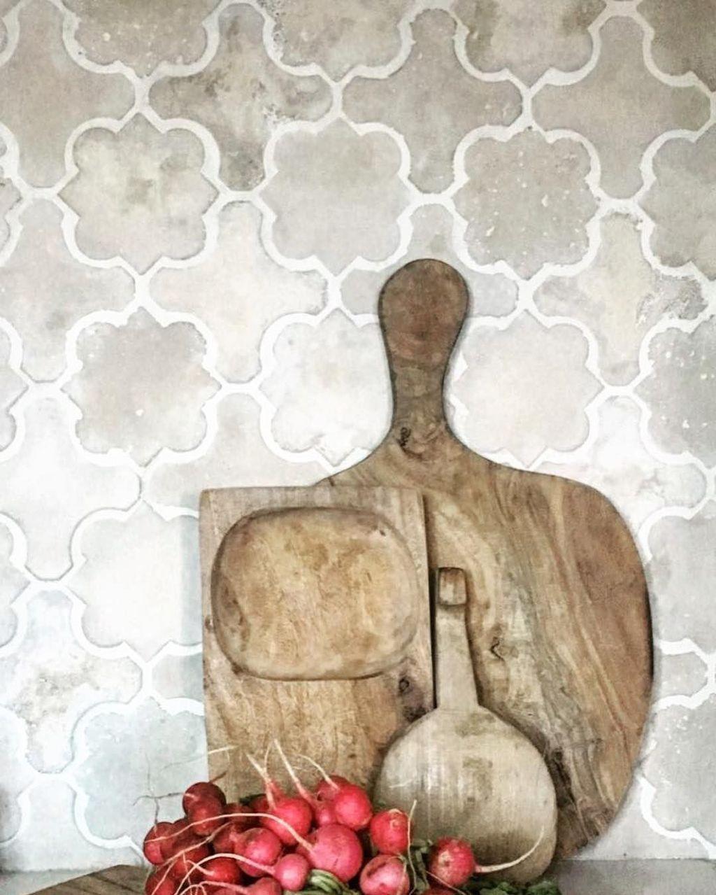 45 Pretty Kitchen Remodel Backsplash Tile Ideas – decoomo.com