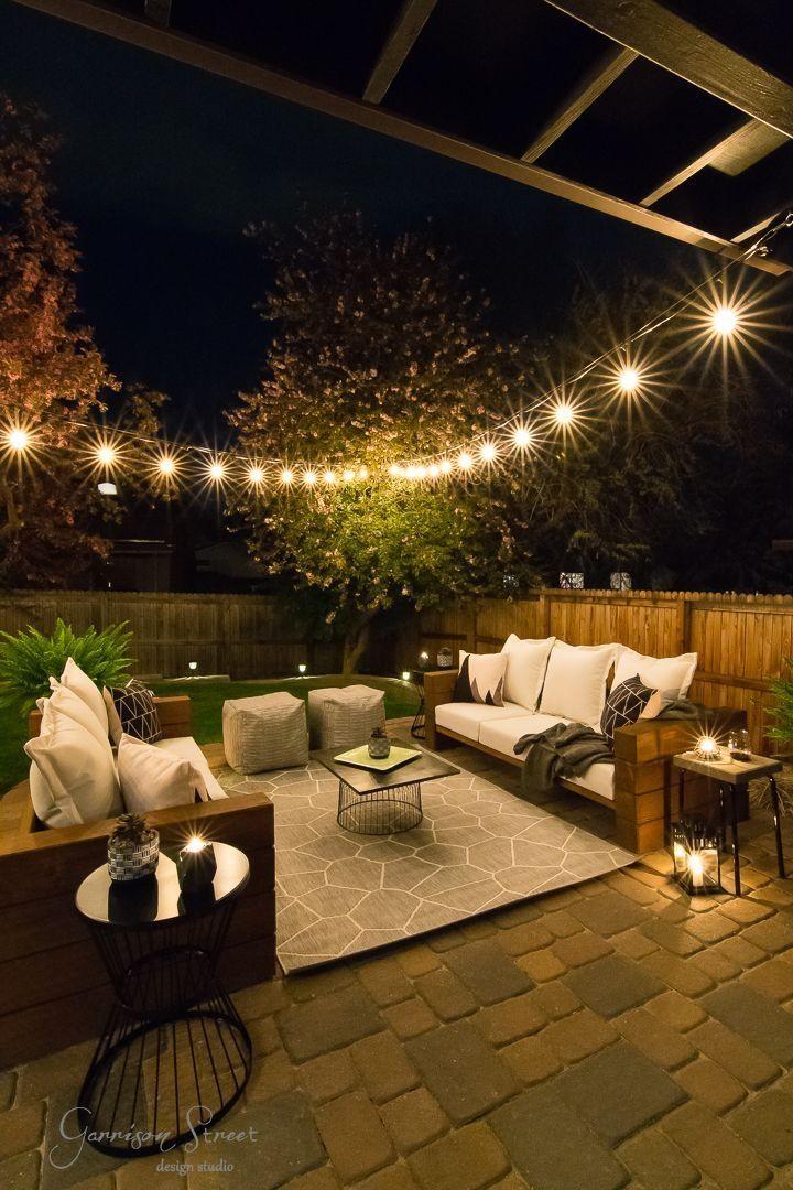 45 Superb Backyard Patio Design Ideas