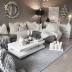 46 Awesome Contemporary Living Room Decor Ideas - ROUNDECOR
