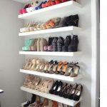 46 Creative Shoe Storage Ideas On A Budget - decoomo.com