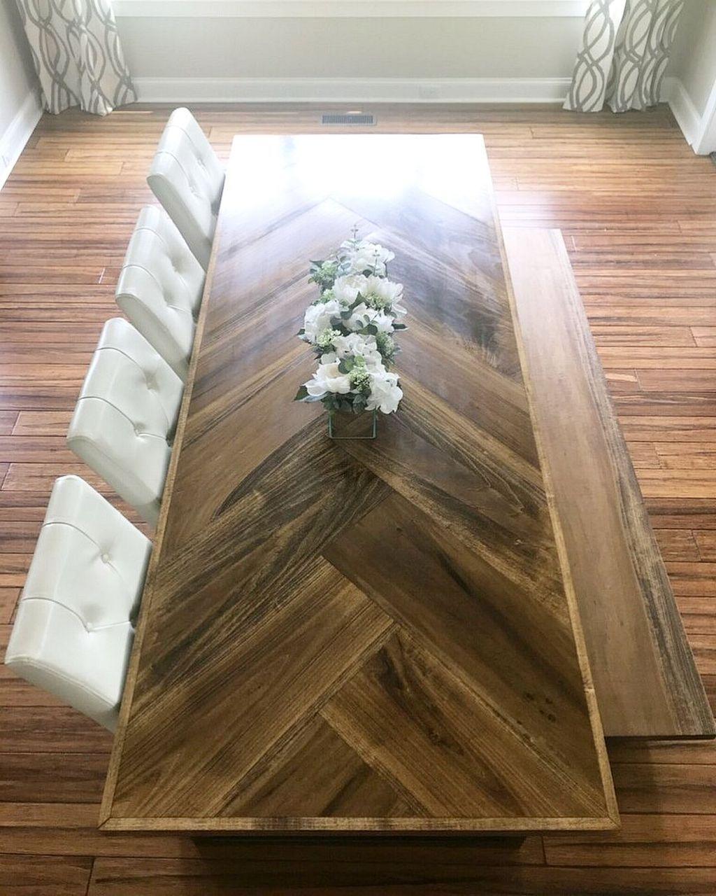 46 Inspiring Mid Century Dining Room Table Decor Ideas – decoomo.com