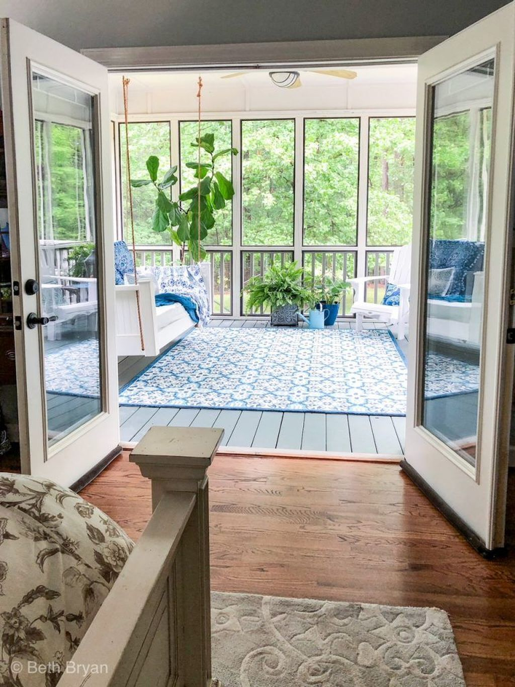 46 Popular Sunroom Design Ideas – Trendehouse