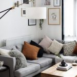 46+ trendy Ideas living room ideas grey sofa frames