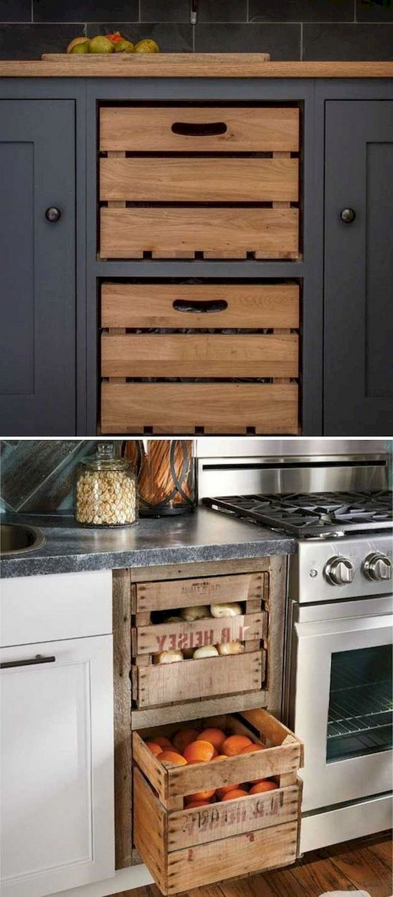47+ Gorgeous Fresh Country Kitchen Decor Ideas