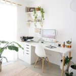 47 Inspiring Home Office Organization Ideas - Page 36 of 47 - VimDecor