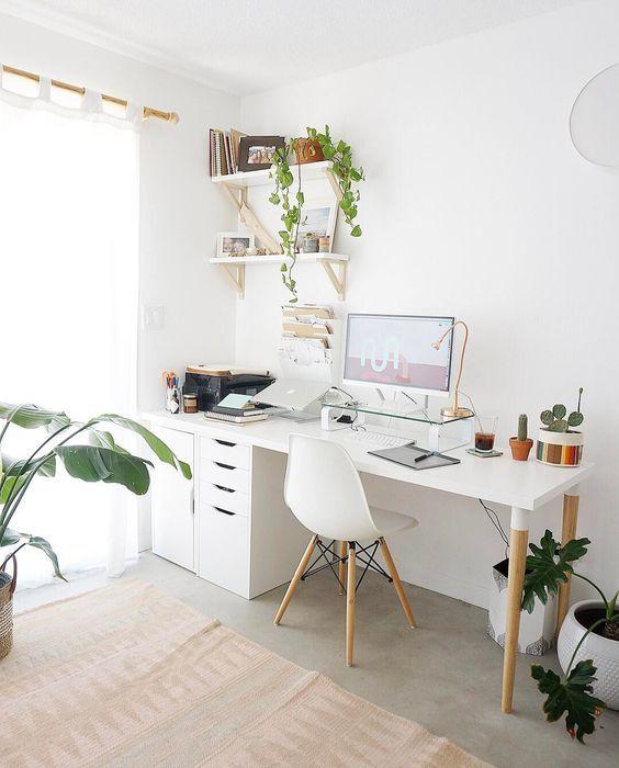 47 Inspiring Home Office Organization Ideas – Page 36 of 47 – VimDecor