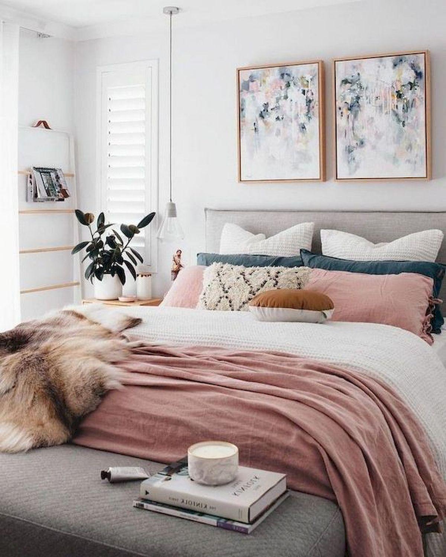 47 Wonderful Small Apartment Bedroom Design Ideas and Decor – Googodecor
