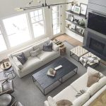 48 Cozy Living Room Seating Arrangement Design