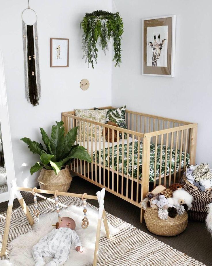 48 Creative Baby Nursery Decor Ideas – Baby – Trending Topics