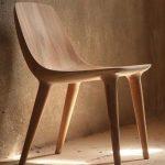 48 Gorgeous Wood Chair Design Ideas - decoomo.com