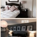 48 Popular Small Master Bedroom Makeover Ideas - OMGHOMEDECOR