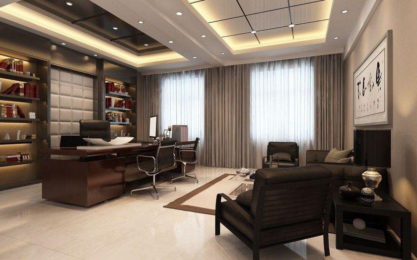 48 Stylish Modern Office Décor Ideas – TRENDEHOUZZ