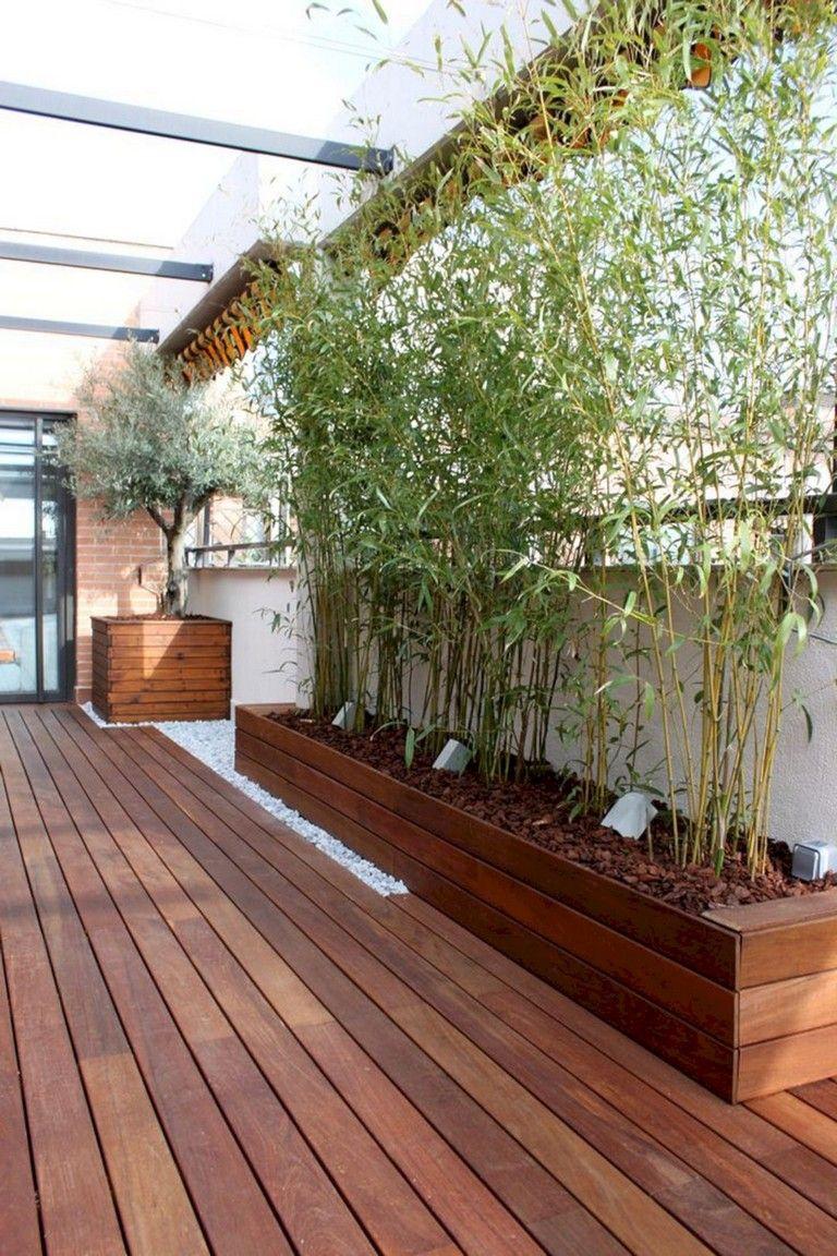 49+ Unbelievable Front Porch With Wooden Ipe Deck Ideas