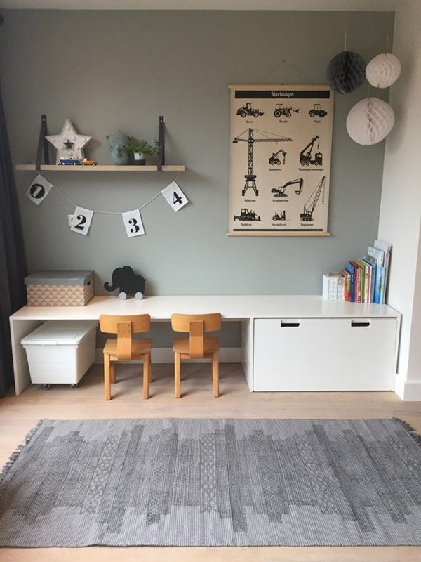 5 Beautiful Kid's Desks for a Children's Room – Petit & Small