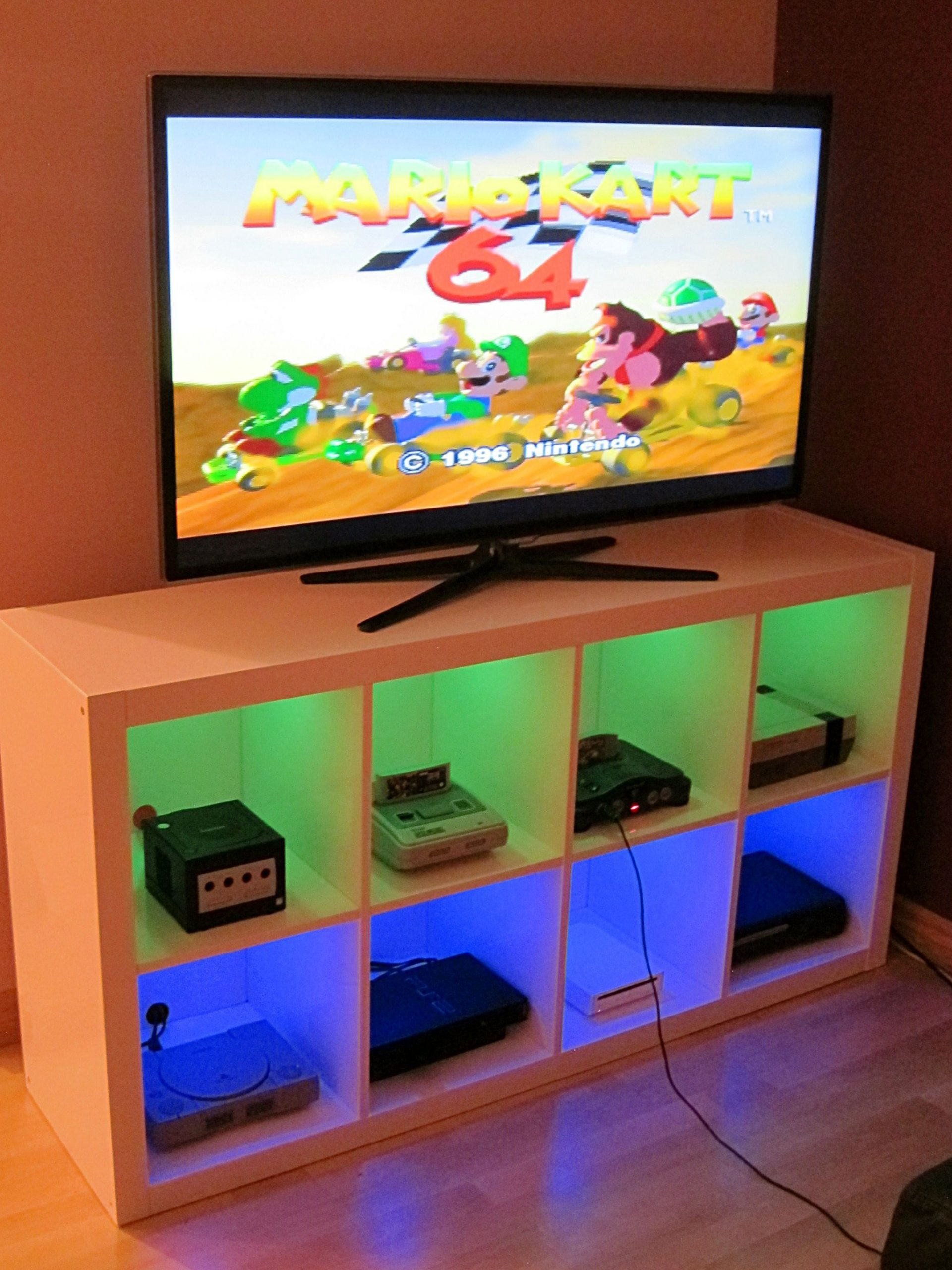 5 Most Recommended Video Game Room Ideas –  #homedecor #video #game #room #video…