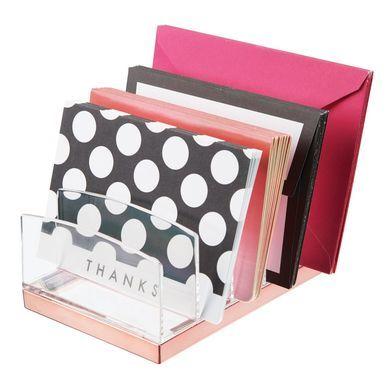 5 Section Makeup Tray Holder Vanity Desk Organizer