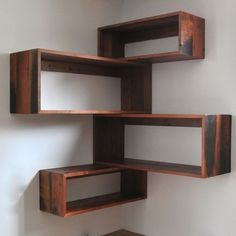 50 Attractive Corner Wall Shelves Design Ideas for Living Room – Rockindeco