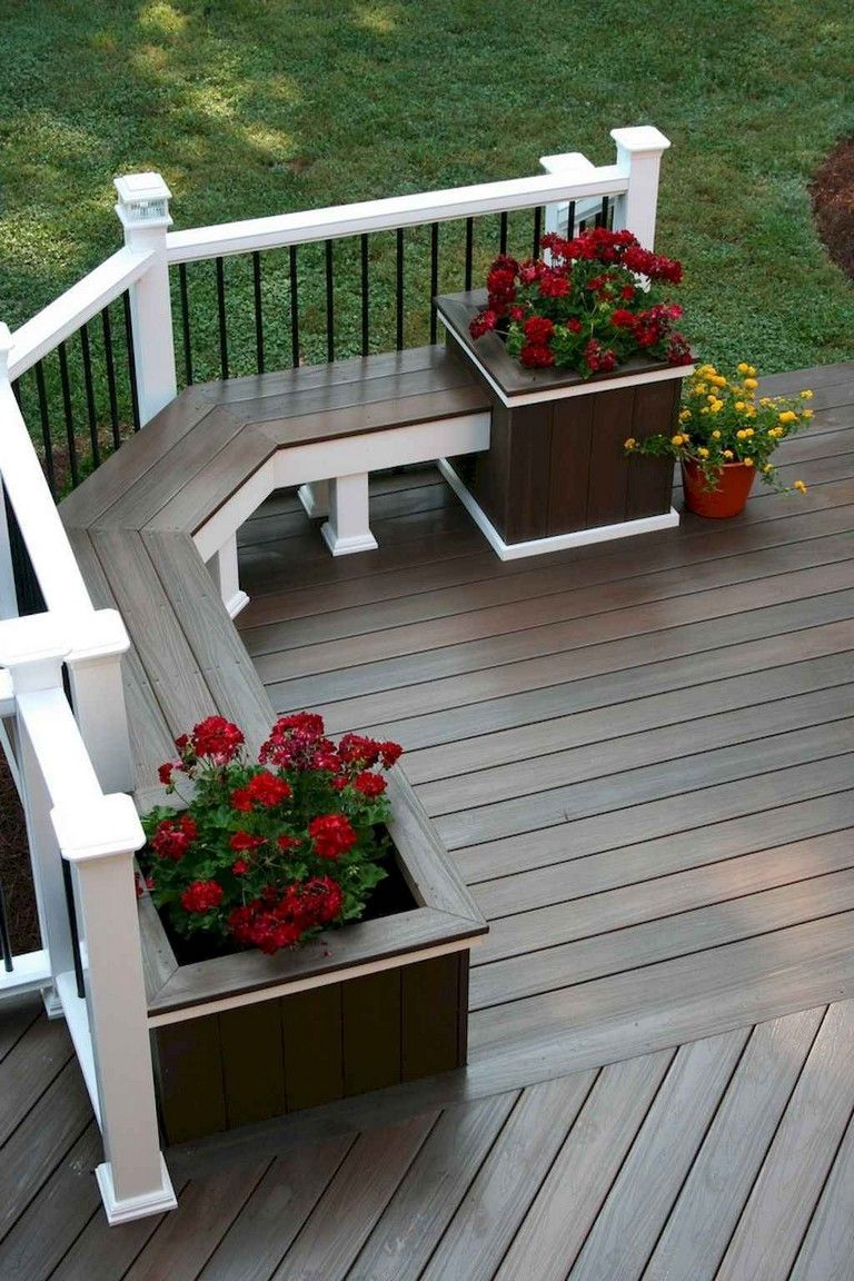 50+ Awesome Deck Railing Ideas for Your Home