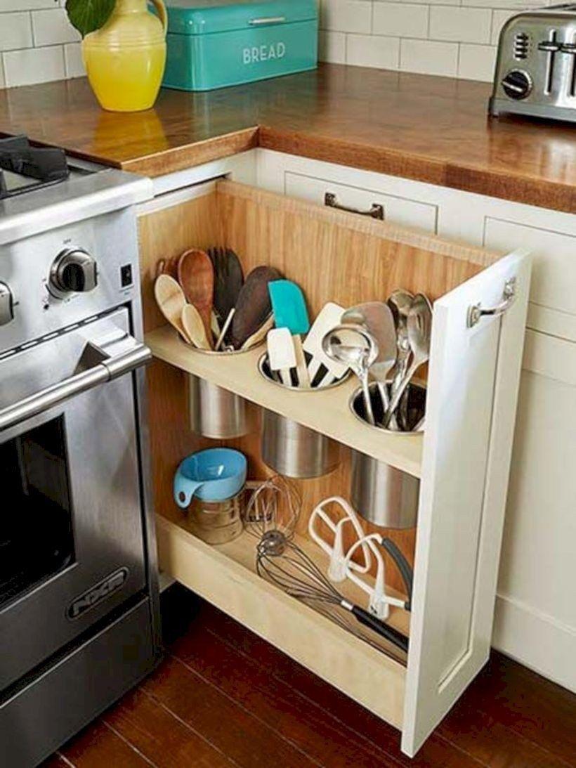 50 Awesome Kitchen Cupboard Organization Ideas – GODIYGO.COM