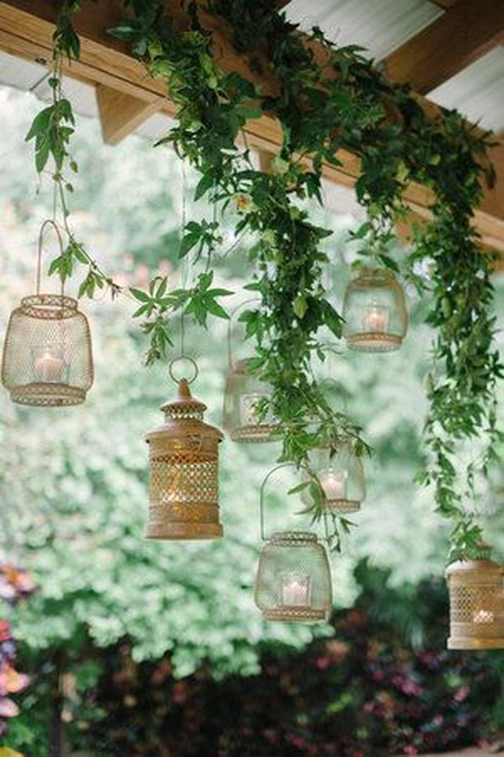 50 Beautiful Summer Outdoor Decor Ideas – HOMYFEED