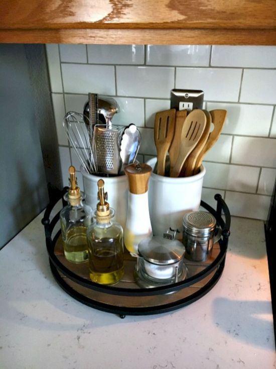 50 Best Small Kitchen Storage Ideas For Awesome Kitchen Organization 10