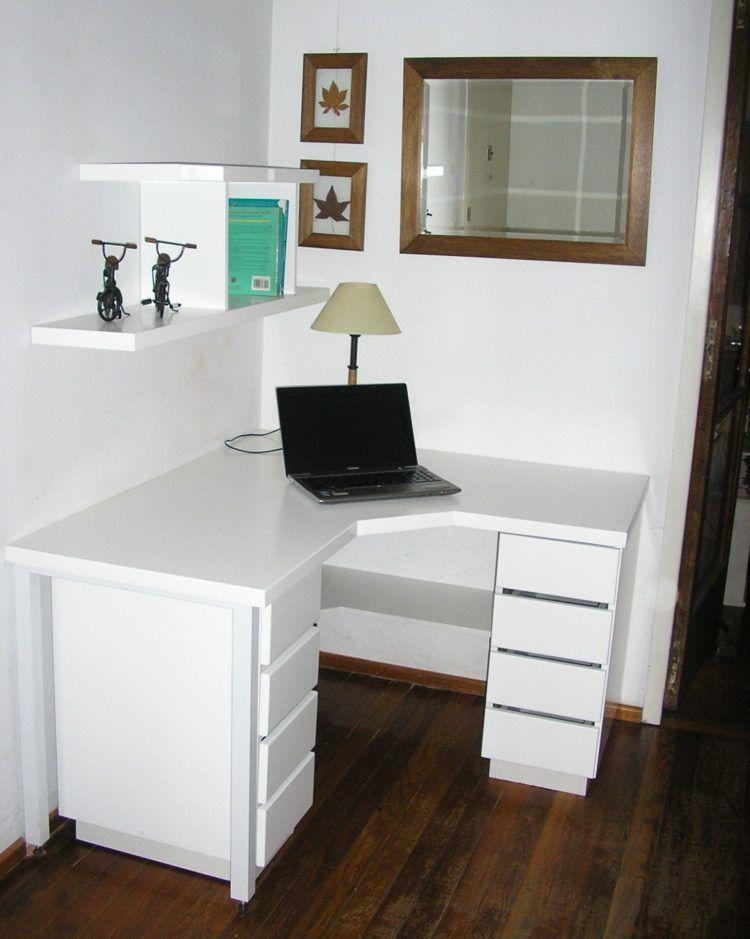 50+ DIY Corner Desk Ideas & Design You Can Build Today