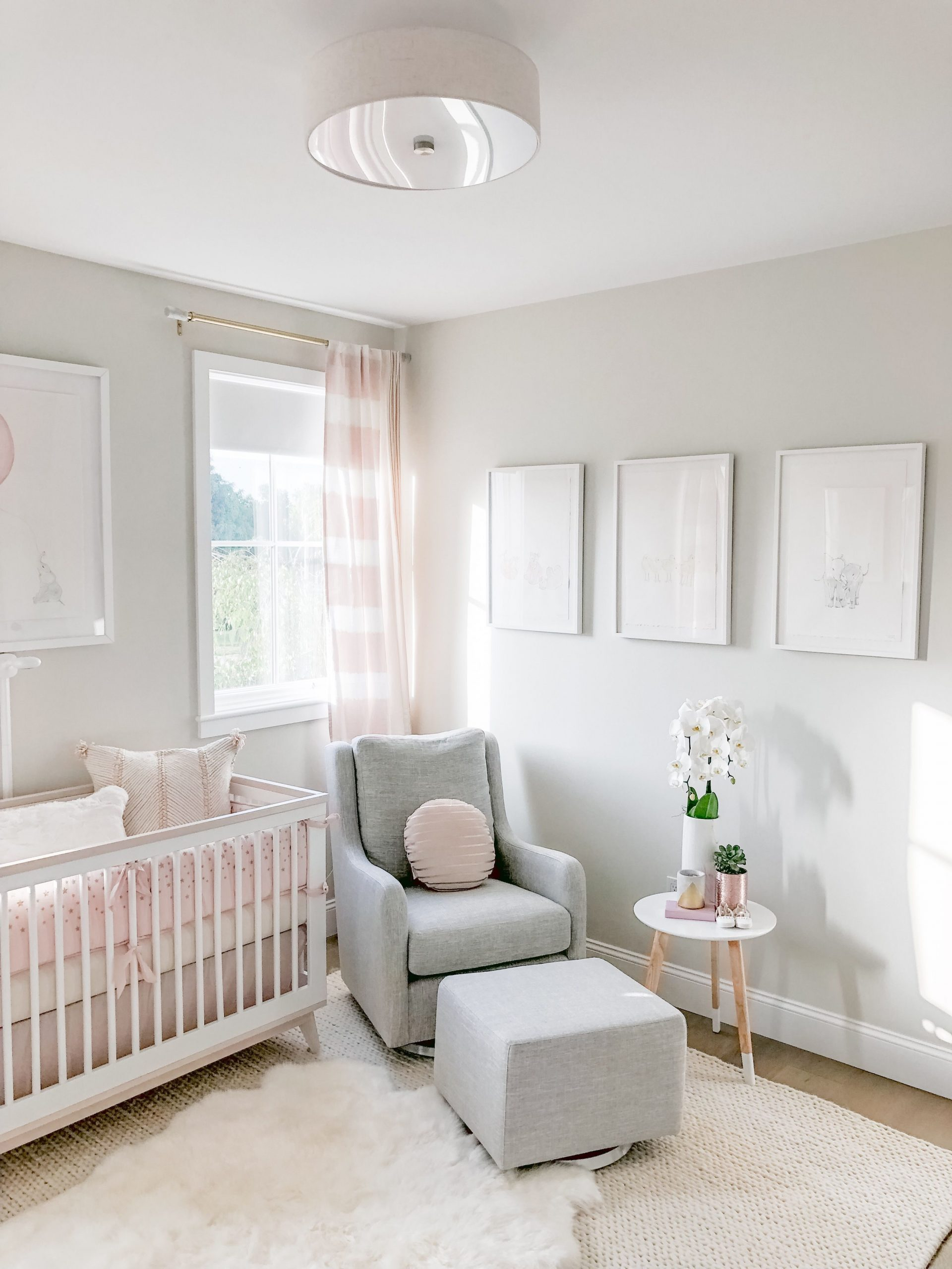 50 Inspiring Nursery Ideas for Your Baby Girl – Cute Designs You'll Love