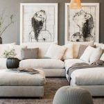 50 Modern Sofa Living Room Furniture Design - TRENDEHOUZZ