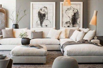 50 Modern Sofa Living Room Furniture Design – TRENDEHOUZZ