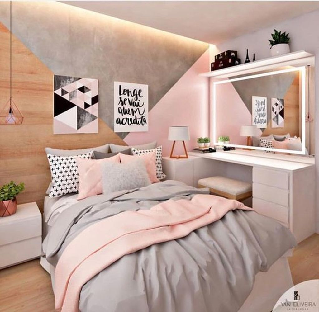 50 Pink Bedroom Decor You Can Try on Your Own – pickndecor.com/design