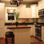 51 Small Kitchen with Islands Designs