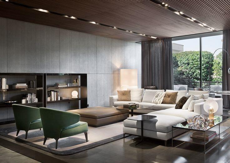 51 best contemporary living room ideas decorations and makeover 8 | lingoistica.com