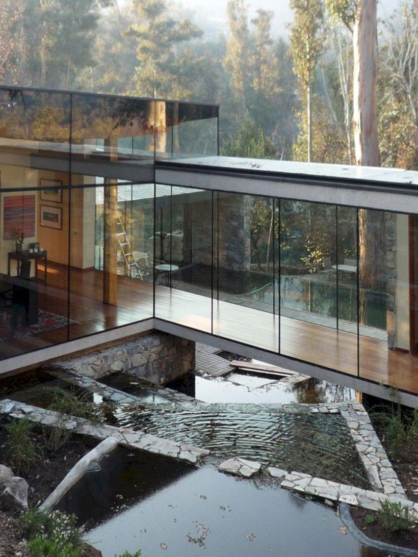 55 Creative House Architecture Design Inspiration Ideas