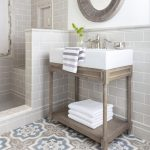 56 beautiful floor and wall tile designs for bathroom 40 | Justaddblog.com